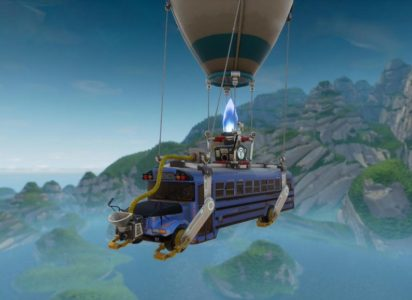 bus isla fornite