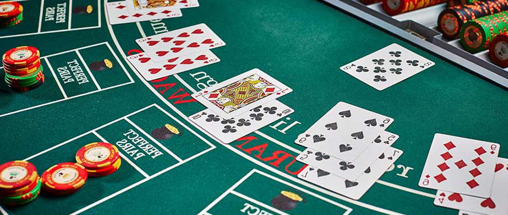 Texas holdem betting after all in