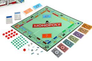 contenido del monopoly