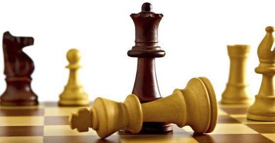 rey reina ajedrez