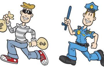 polis y cacos